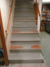 painted basement stairs. Perfect Painted Painted Basement Stairs View Larger Painting Steps Moore Diy  Stairs S In Painted Basement Stairs