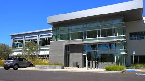 glass exterior modern office. Office Exterior. Delighful Exterior Establishing Panning Shot Of The A Generic Modern Building Glass E