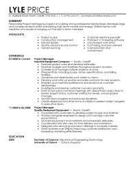 Sales Manager Resume Sample Monster Com Management Resumes Business