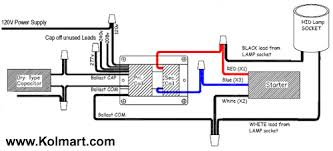 hid ballast wiring diagrams for metal halide and high pressure high pressure sodium ballast wiring diagram