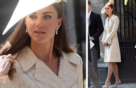 740 x 1150 jpeg 98 кб. Kate Middleton Dress At Paralympics Opening Ceremony Duchess Of Cambridge Opts For Cream Dress Coat By Day Birger Et Mikkelsen Mirror Online