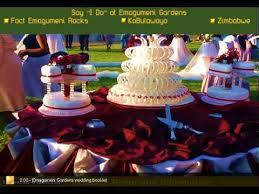 emagumeni garden bulawayo wedding booklet