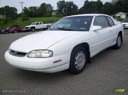 1996 Chevrolet Monte Carlo Specs and Photos   StrongAuto