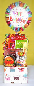 the perfect gift doesn t have to be expensive try this gift basket with gourmet ice tea a toblerone bar jelly belly jelly beans sour cherry cans