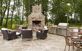 Do It Yourself Outdoor Kitchen Outdoor Cooking Fireplace Outdoor Patio Kitchen Designs With