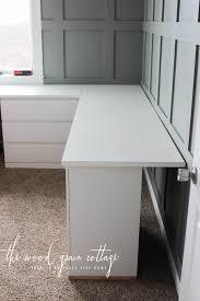 office countertop. the office desk countertop