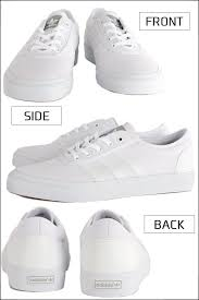 basic skating shoes in succession to classic sneakers style of adidas