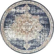 8ft round rug give your home a presentable and elegant look by choosing this unique loom
