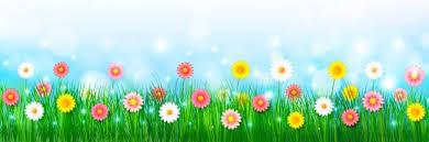 Plakat Party Wiosna Z Płaskim   Darmowy Wektor