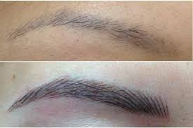permanent makeup eyebrow tattoo by hair couture designs 805 212 6110 camarillo