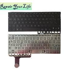 2019 <b>Laptop Keyboard</b> BR/Brazilian FR French <b>TI Thailand</b> TR ...