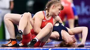 Russian wrestling russian women ukraine
