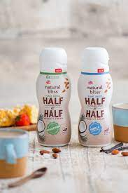 Cover container and shake vigorously until creamer is smooth. Natural Bliss Plant Based Half And Half Review Dairy Free Vegan