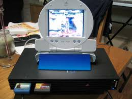 Image result for connect av in psx lcd