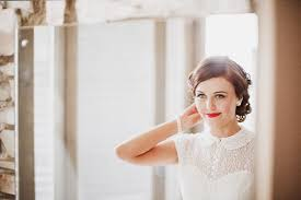 candice deville vine bridal hair and makeup styling 2