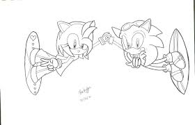Coloring Pages Sonic Boom Coloring Games And Pages For Sonic Boom