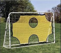 Amazoncom  GOLME PRO Training Soccer Goal  Full Size Ultra Soccer Goals Backyard