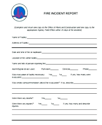 Accident Record Template Accident Log Template Vehicle