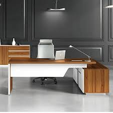 simple office table design. Excellent Quality Modern Manager Office Furniture Melamine Board  Lightweight Simple Desk Table Design
