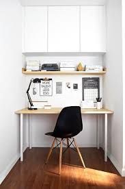Office for small spaces Industrial Home Office Design Idea For Small Spaces Lushome 22 Space Saving Ideas For Small Home Office Storage
