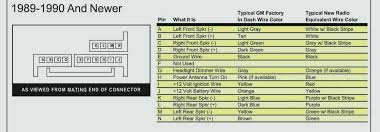 chevy stereo wiring harness wiring diagram pro chevy cobalt radio wiring diagram at Chevy Radio Wire Colors