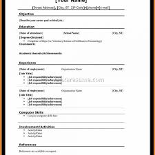 Resume For Dummies Pdf Kordurmoorddinerco Delectable Resume For Dummies