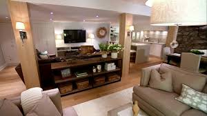 Finished Basement Contemporary Design Ideas  After Family - Finish basement ideas