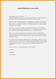 sample maternity leave letter employer maternity leave letter format thepizzashop co