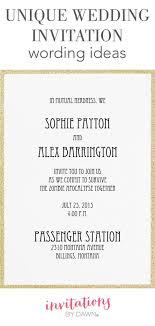 Sample Wedding Invitation Wording Sample Wedding Invitation Wording For Friends From Bride And