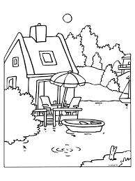 Kleurplaat Nijntje Huis Nijntje Kleurplaten Leuk Voor Kids