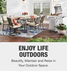 <b>Outdoors</b> - The Home Depot