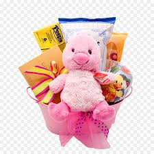 food gift baskets stuffed s cuddly toys her plush candy basket