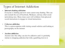 internet addiction presentation <br > 14