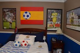 Lovely Real Madrid Bedroom Decor With And Bedrooms .