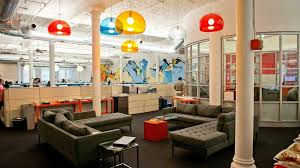 design fun office. Office Modern Style Design With Creative Colorful Wall Fun