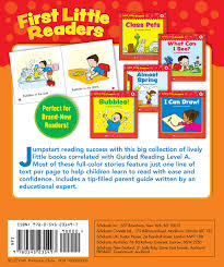 first little readers parent pack guided reading level a  first little readers parent pack guided reading level a 25 irresistible books that are just the right level for beginning readers deborah schecter