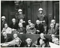 nuremberg trials defendants in the nuremberg trials