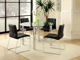 Glass Dining Table Round Glass Dining Tables 17 Best Images About Glass Dining Table On