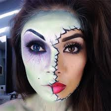 15 of the best scary chic makeup tutorials on you brit co