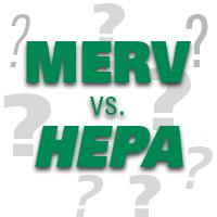Merv Vs Hepa How Air Filters Work Sy Klone International