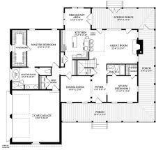 Houseplanscom Country Main Floor Plan Plan 137255 3039 Sq Ft Country Style Open Floor Plans