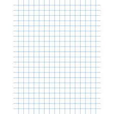 Graph Papper Mead Graph Paper Quad Ruled 20 Sheets