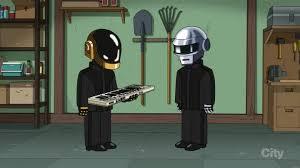 Family Guy pokes fun at Daft Punk : electronicmusic