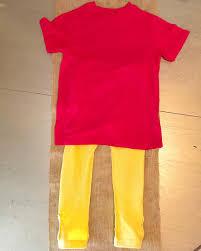 diy winnie the pooh costume