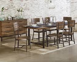 Places To Kitchen Tables Industrial Framework Dining Room Magnolia Home