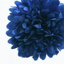 Tissue Paper Pom Poms Flower Balls Ez Fluff 16 Navy Dark Blue Tissue Paper Pom Poms Flowers Balls Decorations 4 Pack Fluffy Wall Backdrop Decorations On Sale Now Pom Pom Flowers