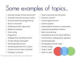 Topics For Presentation Pics Presentation Topics