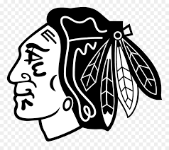 blackhawks logo png. Exellent Png Chicago Blackhawks National Hockey League Logo Clip Art  LOGOBblack With Png W