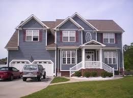 Exterior Paint Combinations For Homes House Colors With Green