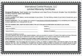 Limited Warranty Template Advmobile Info